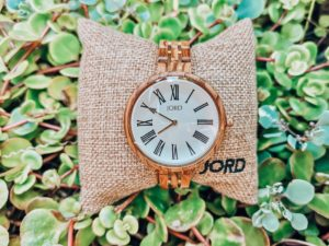 My Fave Summer Accessory: A Watch by JORD + a Giveaway!